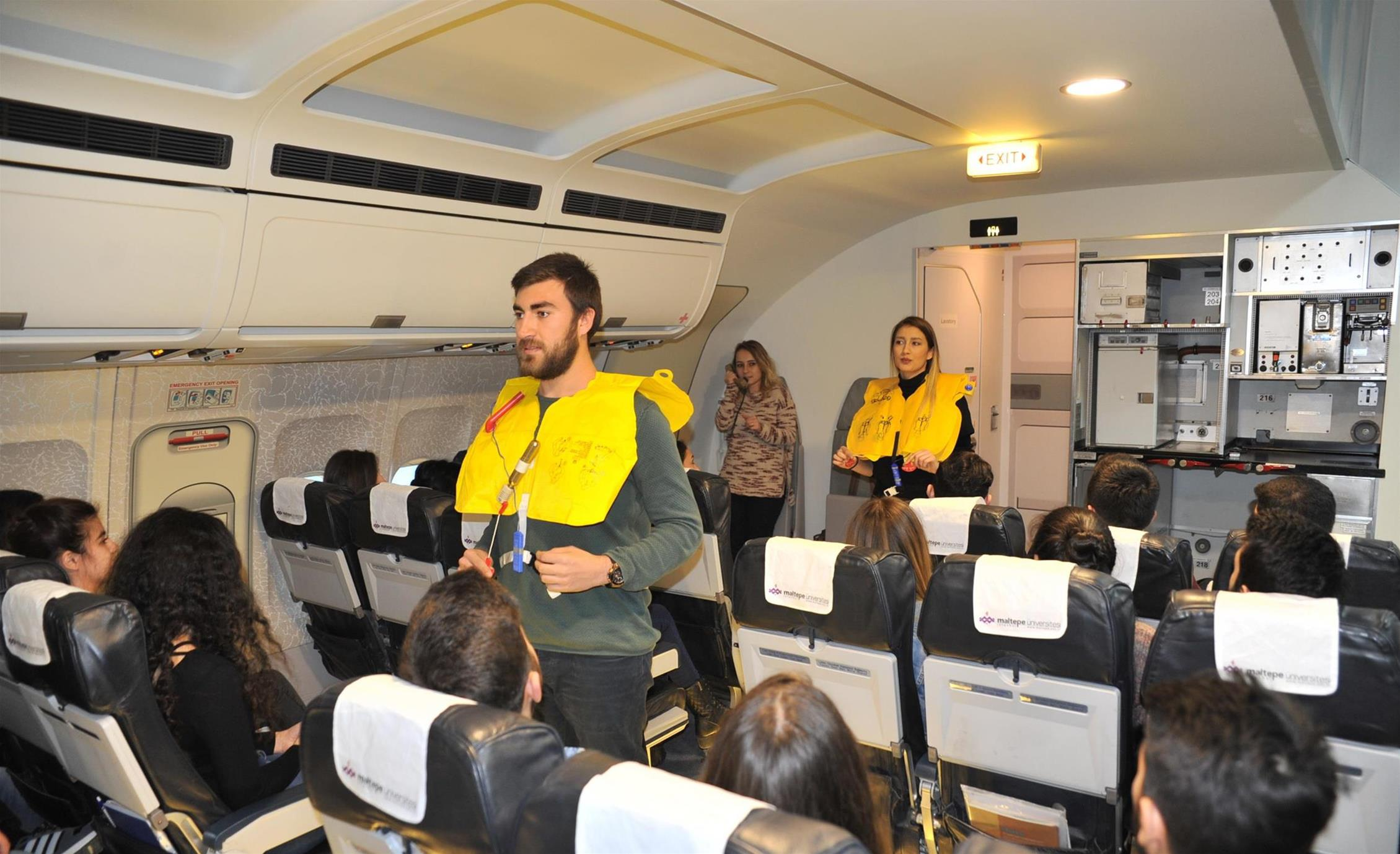 Myo_Sivil Havacılık Kabin Hizmetleri-Mock-up
