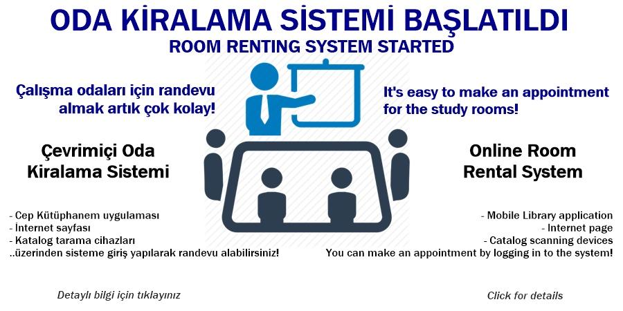 Oda Kiralama Sistemi