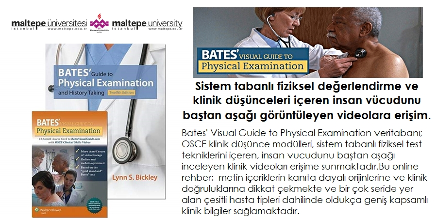 Bates Visual Guide to Physical Examination